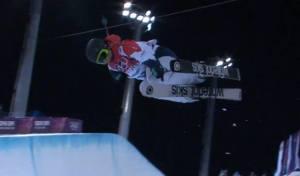 Emma-san in Sochi